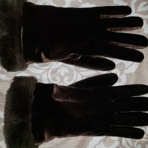 warm gloves